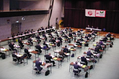 日本スポーツ少年団委員総会