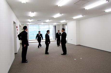 ハイムグランデ東松山竣工式