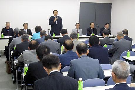 東松山市青少年保護育成会総会