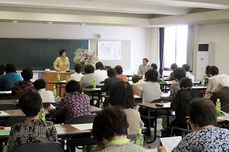第56回東松山市連合婦人会総会