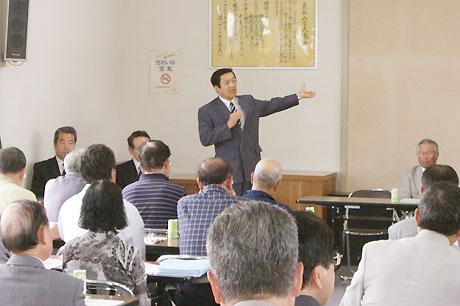 唐子地区4団体合同総会
