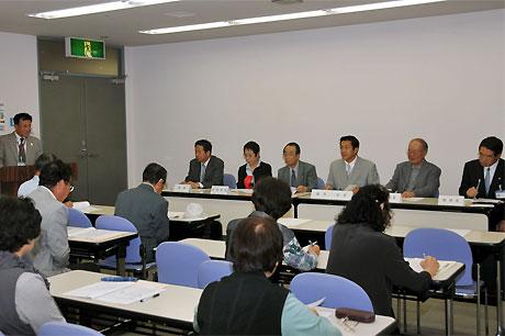 東松山市レクリエーション協会総会