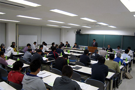 東松山市サッカー協会平成22年度総会