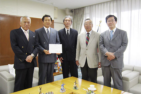 武蔵丘短期大学客員教授委嘱