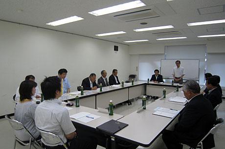 東松山地区防犯協会定期総会