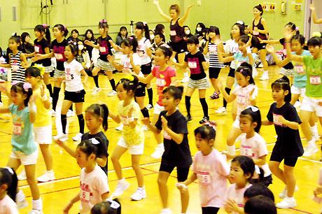 市民総合体育大会エアロビックフェスティバル