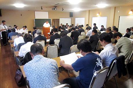 東松山市商工会青年部OB会通常総会